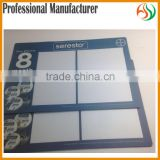 AY Counter Mat-Rubber Customized Printing Photo Insert Mouse Pad PVC Table Mat Rubber Plastic Table Mat