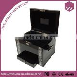 High-End Black Piano Lacquer Wooden Decorative Watch Display Box