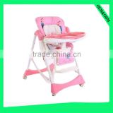 baby feeding seat,baby highchair, baby dinner chair and table