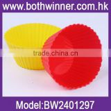 silicone cupcake cups	,KA033,	muffin liner