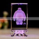 Top seller crystal wedding anniversary gift decoration items