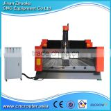 Heavy Duty Wood Stone Metal Engraving Machine CNC Router 1325 With Double Motor Rotary Axis Desktop Computer Control ZK-1325