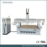 2015 New 4 Axis CNC Router 2030 for 3D processing YASKAWA Servo and Apex reducer from Japan