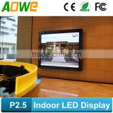 P2 P3 P4 P5 P6 P7.62 P8 P10 P12 P16 P20 P25 etc Pixels, 2.5mm Full Color Tube Chip Color sports stadium display led
