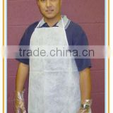 cleanroom PP nonwoven disposable apron