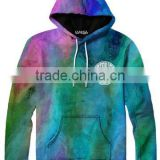 Fleece Hoodies For Men And Women/ Custom Made Cotton Hoodies/ Black Color Hoodie