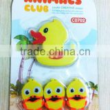 hot selling fruit eraser and animal shape eraser