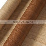 cold lamination wooden grain pvc film