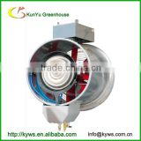 Greenhouse equipment/Agricultural centriifugal mist fan in the greenhouse/hang type mist fan