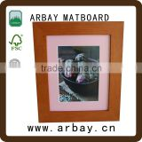 high quality pink decorative frame corners 16x20 frame with mat picture frames