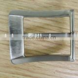 high quality wholesale casting titanium belt buckle with anti allergy from china manufacture