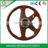 st450 Wood car steering wheel