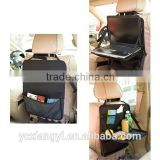 Multi-Pockets Secure Backseat Organizer, Business Travel Laptop Iphone Car Backseat Organizer