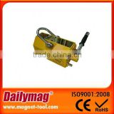 operated magnetic bulk parts lifter