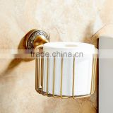88951F batnroom accessory soap dish archaize hotel use Bath basket toilet paper holder with shelf