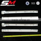powder drawer slide rail furniture hardware slide rail