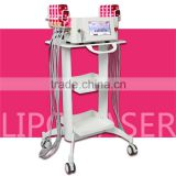 Weight Loss Professional Cavi Lipo Laser Cavitation And Radiofrequency Machine / RF Cavitation Lipolaser Slimming Lipolaser Machine