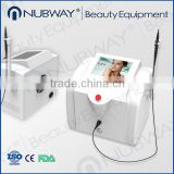 popular 30MHz high frequency laser vascular spider nevus vein &varicose vein removal machine with medical ce