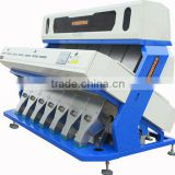 5000+pixel Most popular in the market, 448channels color sorter with capacity of 8-12 tons per hour