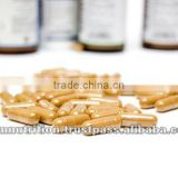 High Quality Capsules with Organic Turmeric Curcumin