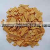 60% sodium sulphide yellow flakes Fe 30-1500ppm