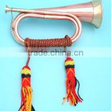 Supplier of Decorative Brass Hunting Horn - 9306