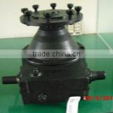worm gear wheeldrives