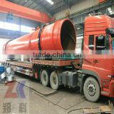 Slurry Rotary Dryer/ Mineral Rotary Dryer/ Cassava Rotary Dryer/ Palm Fiber Rotary Dryer-- KeHua