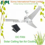 vent goods air cooler system solar wall fan dc ceiling fan 12v 30w dc ac motor solar panel system