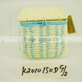 Paper rope storage bag