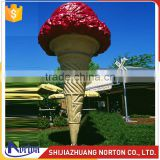Large ice cream fiberglass sculpture for store decor NTRS-064LI