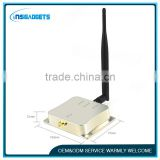 High Power Outdoor Amplifier 8W Industrial WiFi Signal Booster