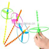 bamboo balancing dragonfly plastic childhood dragonfly toy dragonfly outdoor lights
