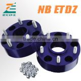 5 Lug Jeep Purple Color Wheel wheel spacer wheel adapter