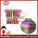 Lighting Bulb Toy Candy and Candy Toy Light Bulb