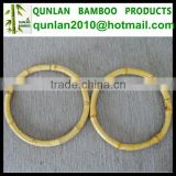 Natural Bamboo Handle For Tote Bag