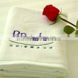 hotel cotton terry towel-embossed logo, hotel face towel,hotel bath mat,hotel hand towel,hotel supplies,hotel toiletry