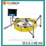 TVBGTECH Factory sale Sewer Video Drain Pipe Cleaner Snake Inspection Camera with keyboard 3399F