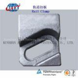 Rail Casting Clamp Good Quality, ASEM StandardRail Casting Clamp, Railway Fastening Service Rail Casting Clamp