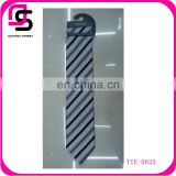 New arrival fashion diagonal stripes nylon cable tie for men latest design