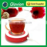 Coffee cup warmer glovion usb electirc cup warmer battery powered coffee cup warmer