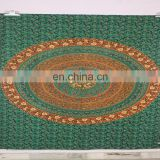 Indian Mandala Rectangle Beach Throw Tapestry Hippy Bohemian Gypsy Table cloth Beach Towel