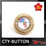 CTY-Rc(63) antique metal coat buttons
