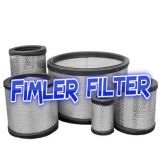 Replacement Filter For Oil Mist Filter Systems  P101877 , P101879  Vacuum Pump Filters