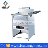 40L Vertical Commercial Gas Fryer Deep Fryer Open Fryer For Potato Bread