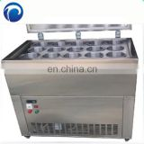Hot sale stainless steel shaved ice freezer, snow block icemachine for you