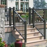 Steel Deck Railings