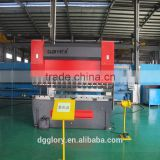 CNC Bending Machine Matched with The Fiber Laser Cutting Machine