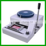 Manual Metal Embossing Machine for Dog Tags                                                                         Quality Choice
