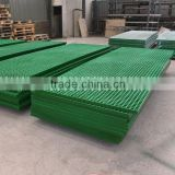 Durable frp plastic walkway grating sheet